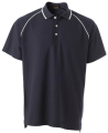 Men's Pique Knit Golf Shirt