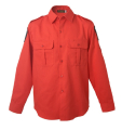 Men's Long Sleeve Uniform Shirt