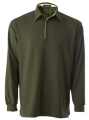 Men's Long Sleeve Chitosante InterlockGolf Shirt