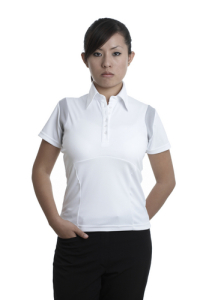 Ladies Coolbest Pique Golf Shirt
