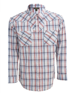 Men's Western Button Down Shirt